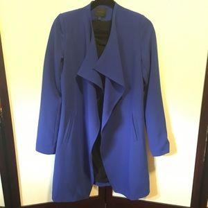 Arynk Long Blazer Coat
